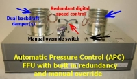 redundant control automatic pressure controlling FFU.jpg