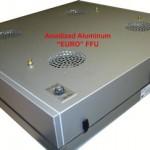 Wedge Shaped Distribution Plenum FFU unit