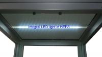 LED HEPA Filter