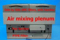 PTFE FFU with AMC filter